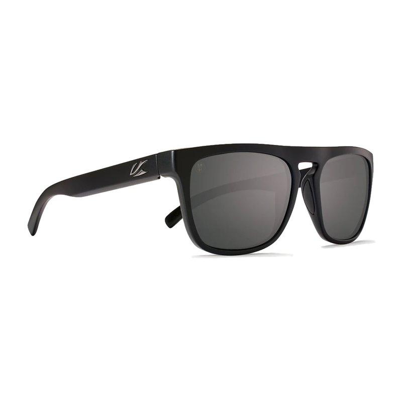 Kaenon Kaenon Leadbetter Black Label Grey 12-Polarized Black Mirror