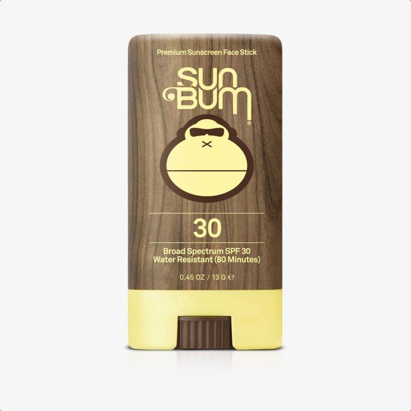 sisstrevolution Sun Bum SPF 30 Original Face Stick