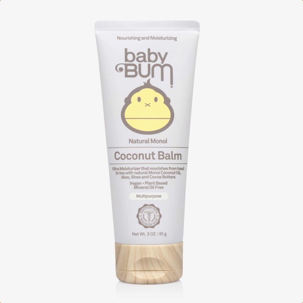 Sun Bum Baby Bum Natural Monoi Coconut Balm