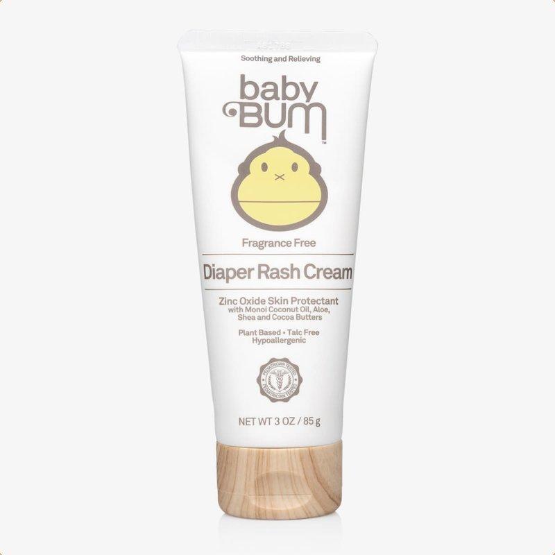Sun Bum Baby Bum Diaper Rash Cream Fragrance Free