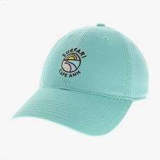 Surfari Surfari Women's Relaxed Twill Hat Turquoise