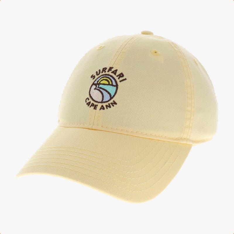 Surfari Surfari Women's Relaxed Twill Hat Yellow