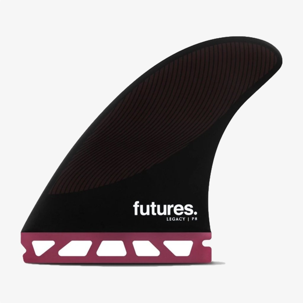 Futures Futures P8 Honeycomb Large Burgundy/Black
