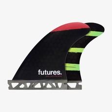 Futures Futures John John Honeycomb (XS) Grom Magenta/Purple/Yellow/Green