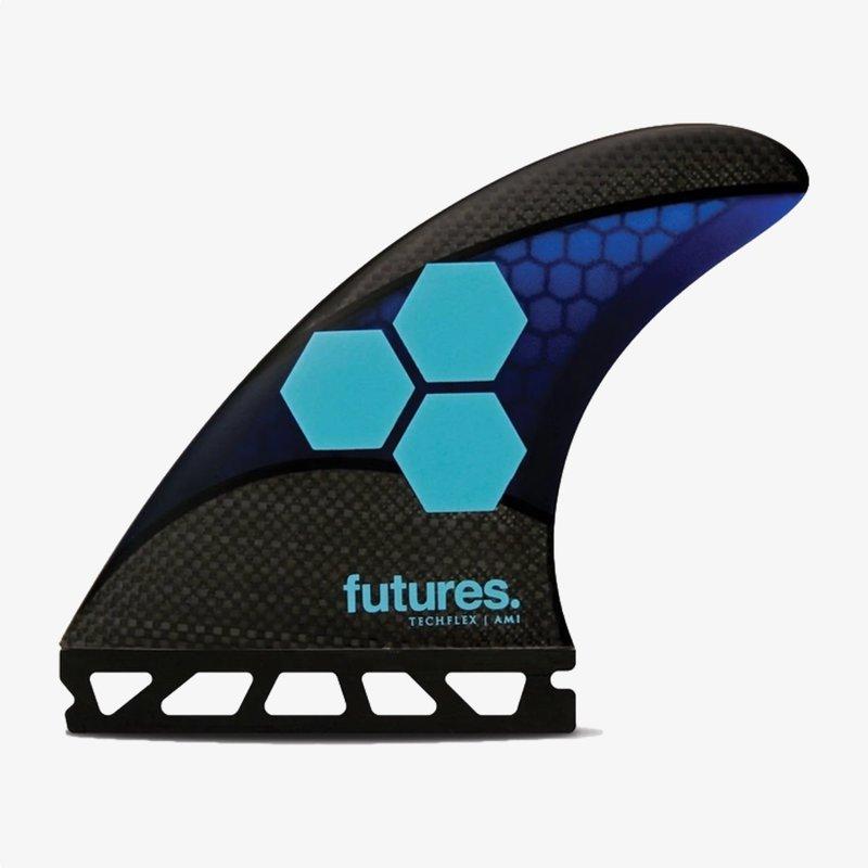 Futures Futures AM1 Techflex Medium Blue/Cyan