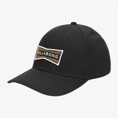 Billabong Billabong Walled Snapback Hat Black