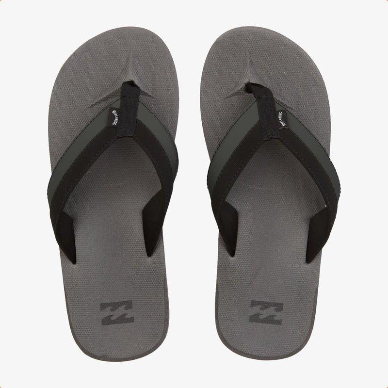 Billabong Billabong All Day Impact Sandals Charcoal