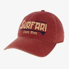 Surfari Surfari Cape Ann Old Favorite Hat Cardinal