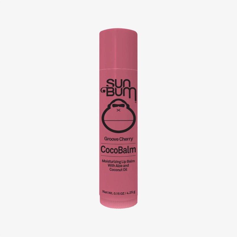 Sun Bum Sun Bum CocoBalm Lip Balm Groove Cherry