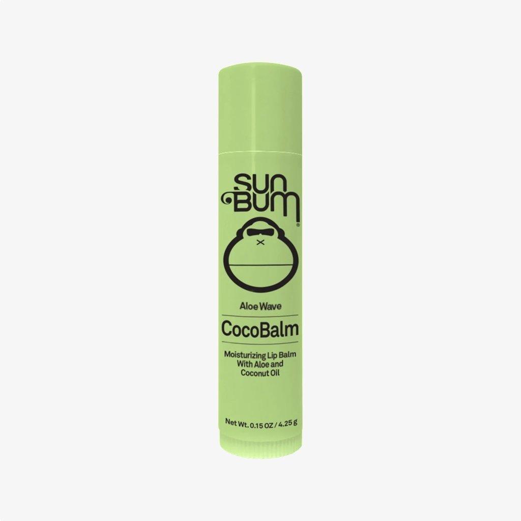 Sun Bum Sun Bum CocoBalm Lip Balm Aloe Wave