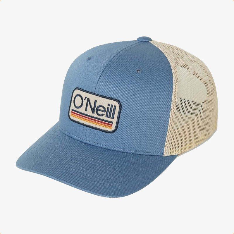 O'Neill O'Neill Headquarters Trucker Hat Dust Blue