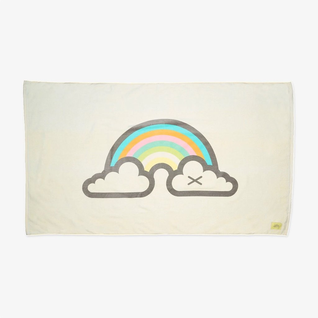 Sun Bum Sun Bum Baby Bum Rainbow Beach Towel