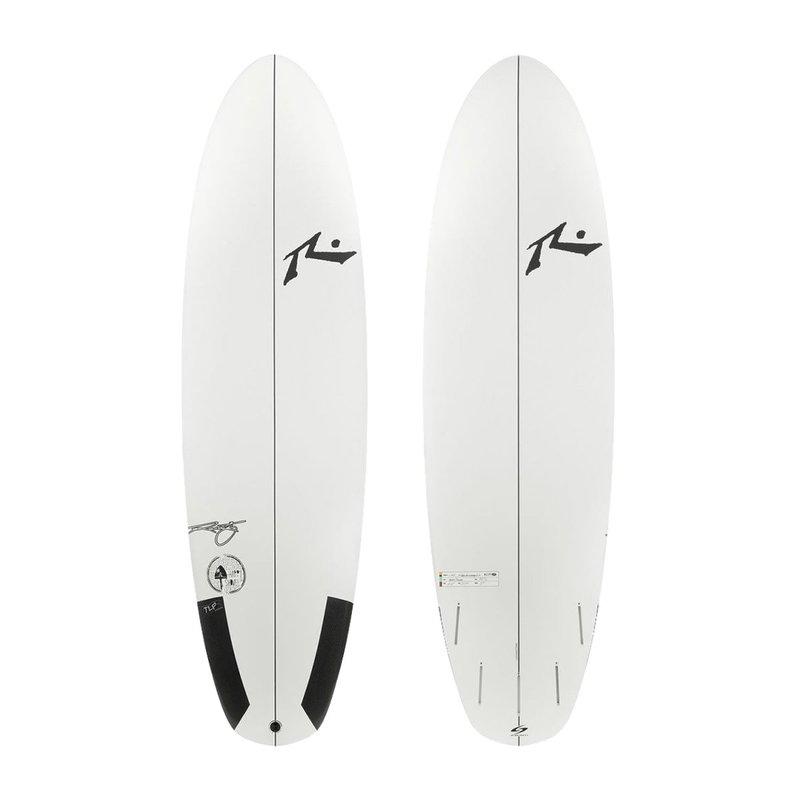 """SurfTech 5'10"""" Rusty Happy Shovel TL Pro Carbon"""