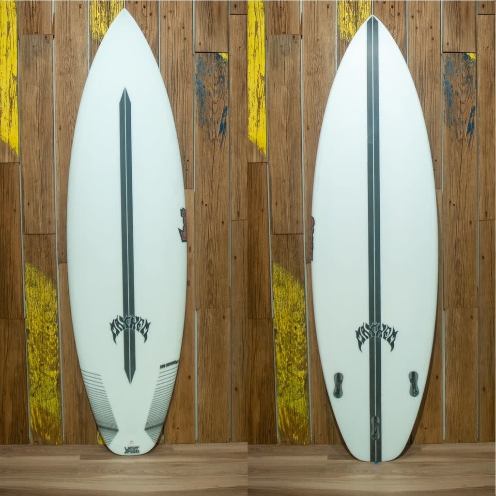 """...Lost Surfboards 6'1"""" Lost Sub Driver 2.0 Light Speed"""