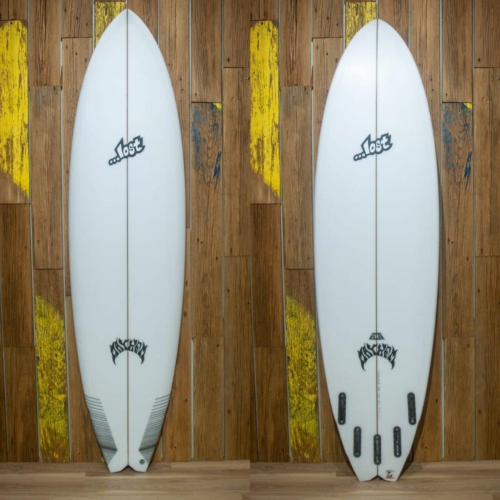 "...Lost Surfboards 6'10"" Lost Crowd Killer"