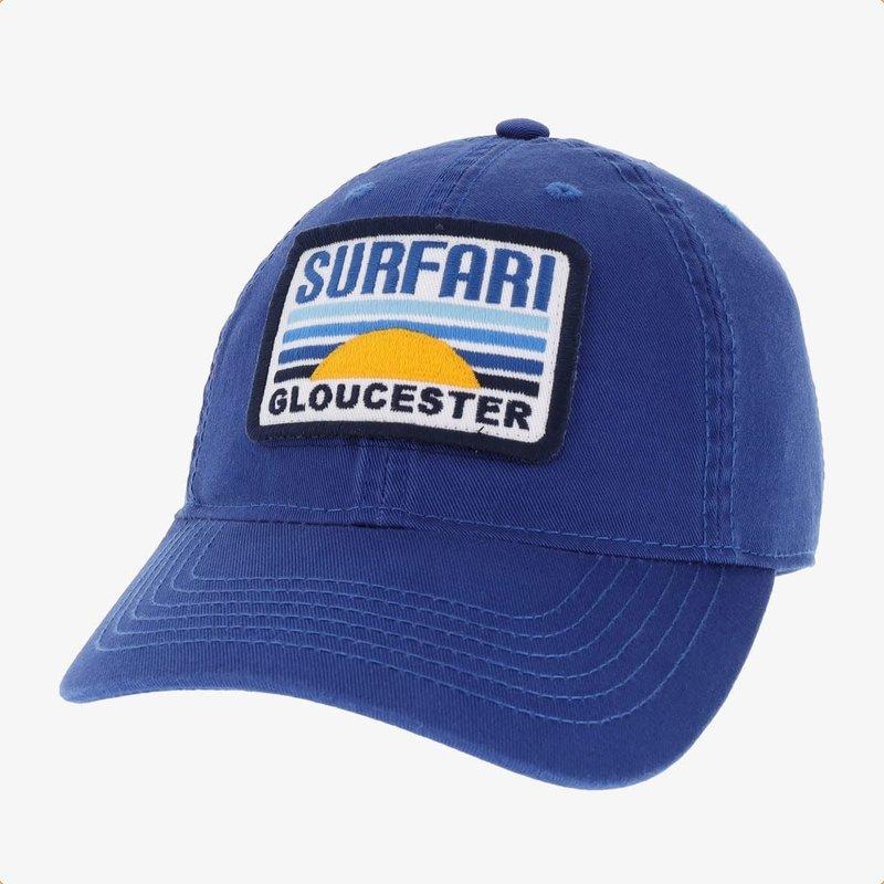Surfari Surfari Dawn Patrol Dad Hat Royal