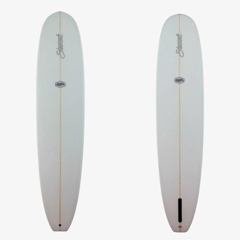 "Stewart Surfboards 9'0"" Stewart Ripster Clear"