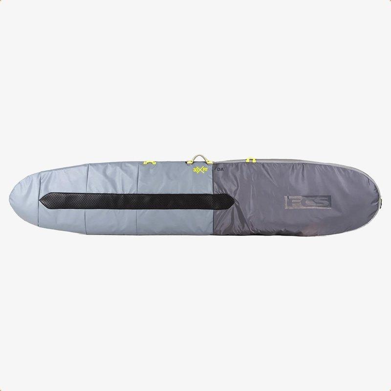 FCS FCS Day Long Board Bag Cool Grey