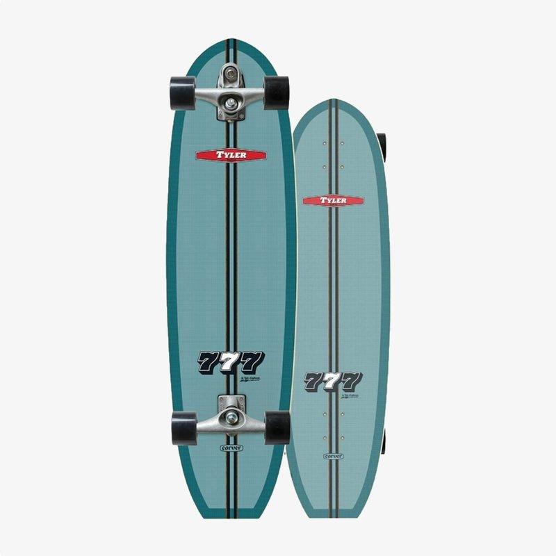 """Carver Carver 36.5"""" Tyler 777 Surfskate Complete C7"""