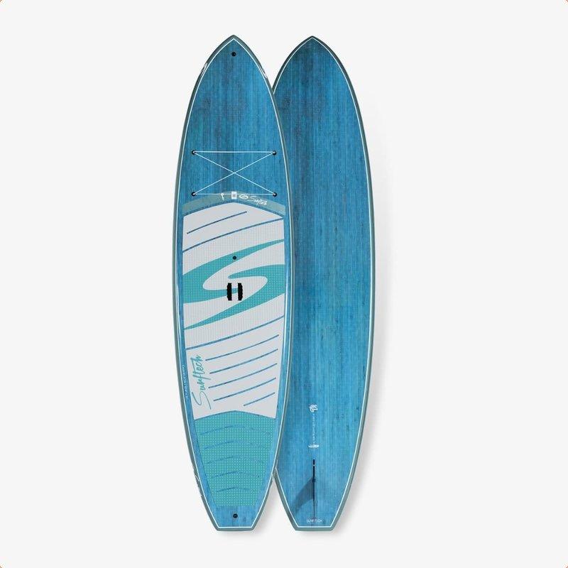"""SurfTech 10'4"""" Surftech Chameleon Tuflite V-Tech Light Blue"""