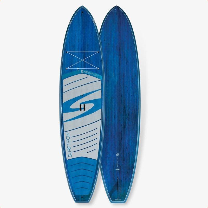 "SurfTech 11'4"" Surftech Chameleon Tuflite V-Tech Blue"