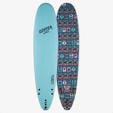 """Catch Surf 8'0"""" Catch Surf Odysea Log X Jamie O'Brien Pro Sky Blue"""