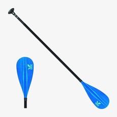 Kialoa Kialoa Keiki II Adjustable Fiberglass Stand Up Paddle Blue