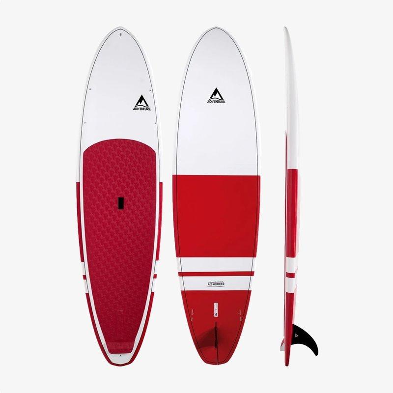 "Adventure Paddleboarding 10'6"" Adventure Paddleboarding All Arounder MX Magenta"