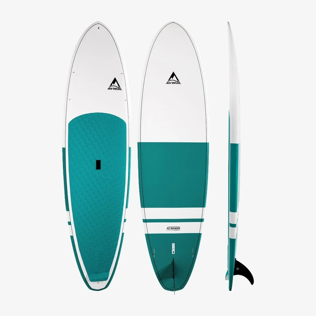 """Adventure Paddleboarding 9'8"""" Adventure Paddleboarding All Rounder MX Teal"""