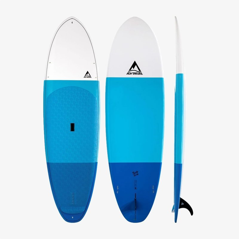 """Adventure Paddleboarding 9'4"""" Adventure Paddleboarding Sixty Forty MX New Blue"""