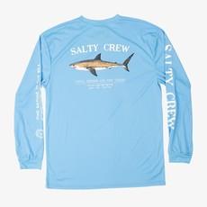 Salty Crew Salty Crew Bruce L/S Sunshirt Columbia Blue