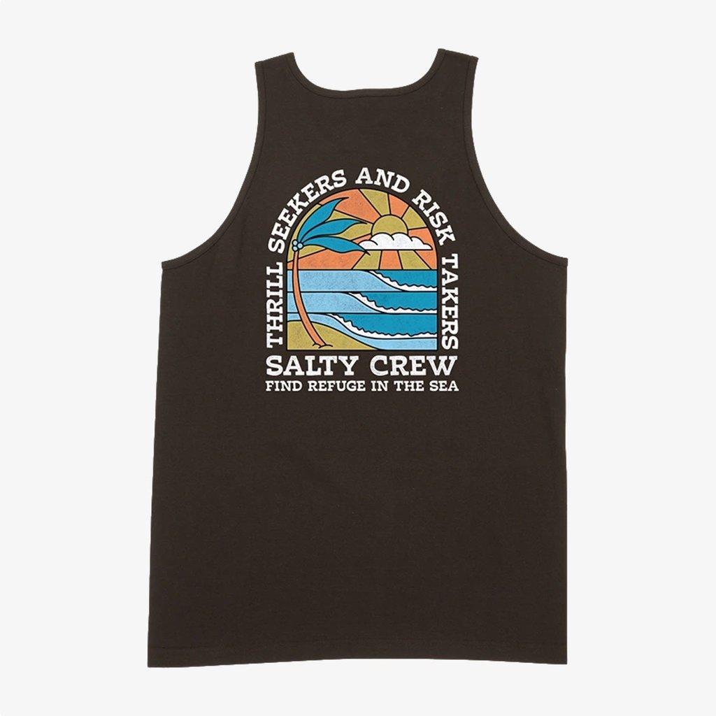 Salty Crew Salty Crew Paradiso Tank Black
