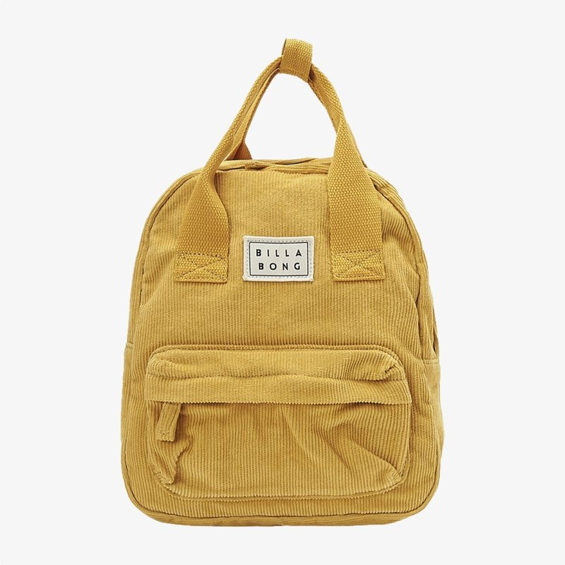 Billabong Billabong Get Ready Small Backpack Honey Mustard