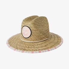 Billabong Billabong Girls' Beach Dayz Lifeguard Hat Coral Sands