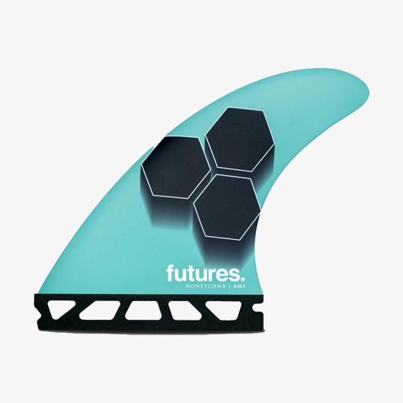 Futures Futures AM1 Honeycomb Thruster Teal/Navy Medium