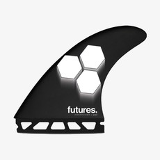 Futures Futures AM2 Honeycomb Thruster White/Black Large