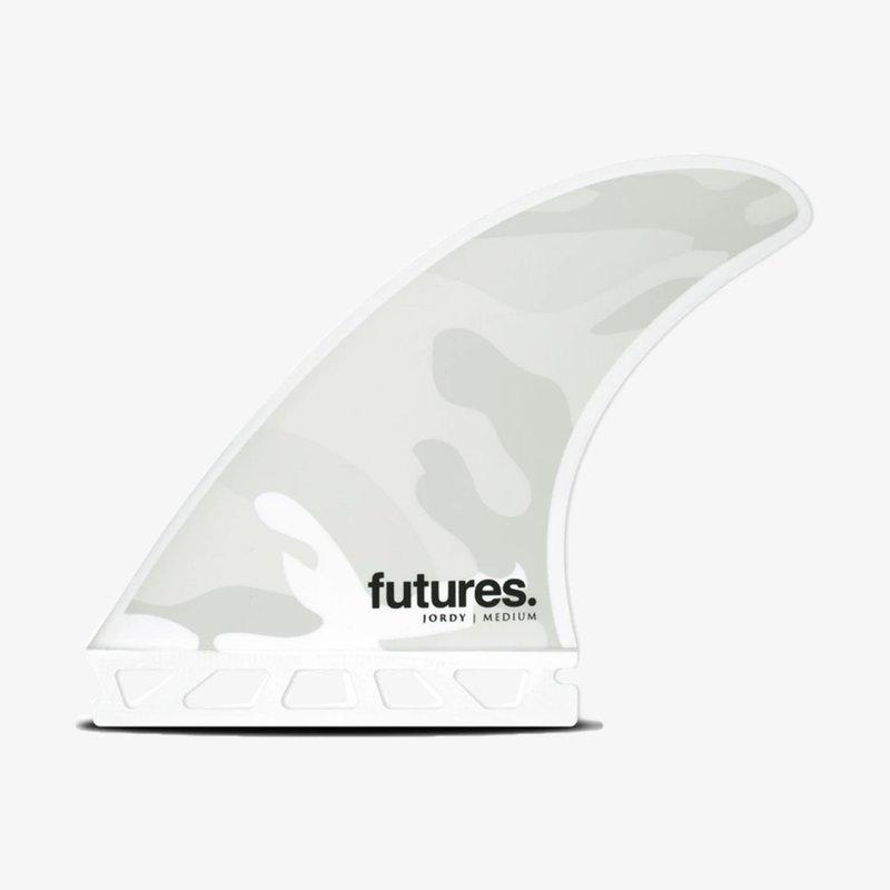Futures Futures Jordy Honeycomb Thruster White Camo Medium