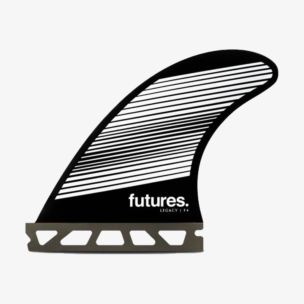 Futures Futures F4 Honeycomb Thruster Gray/Black Small
