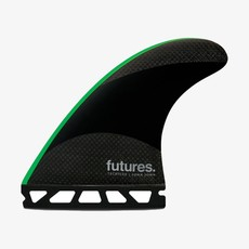 Futures Futures John John Techflex Thruster Black/Neon Green Medium