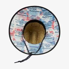 Billabong Billabong  Budweiser Tides Print Hat