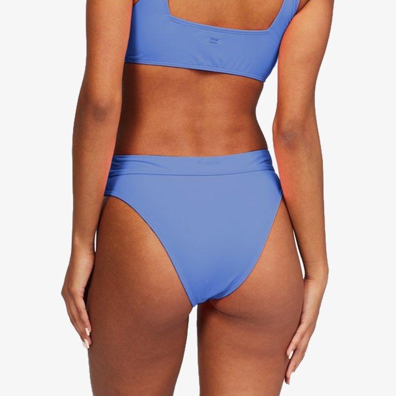 Billabong Billabong Sol Searcher Maui Rider Bikini Bottom Blue Wink