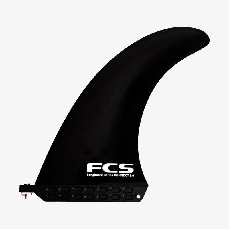 FCS FCS Connect Screw & Plate GF Longboard Fin