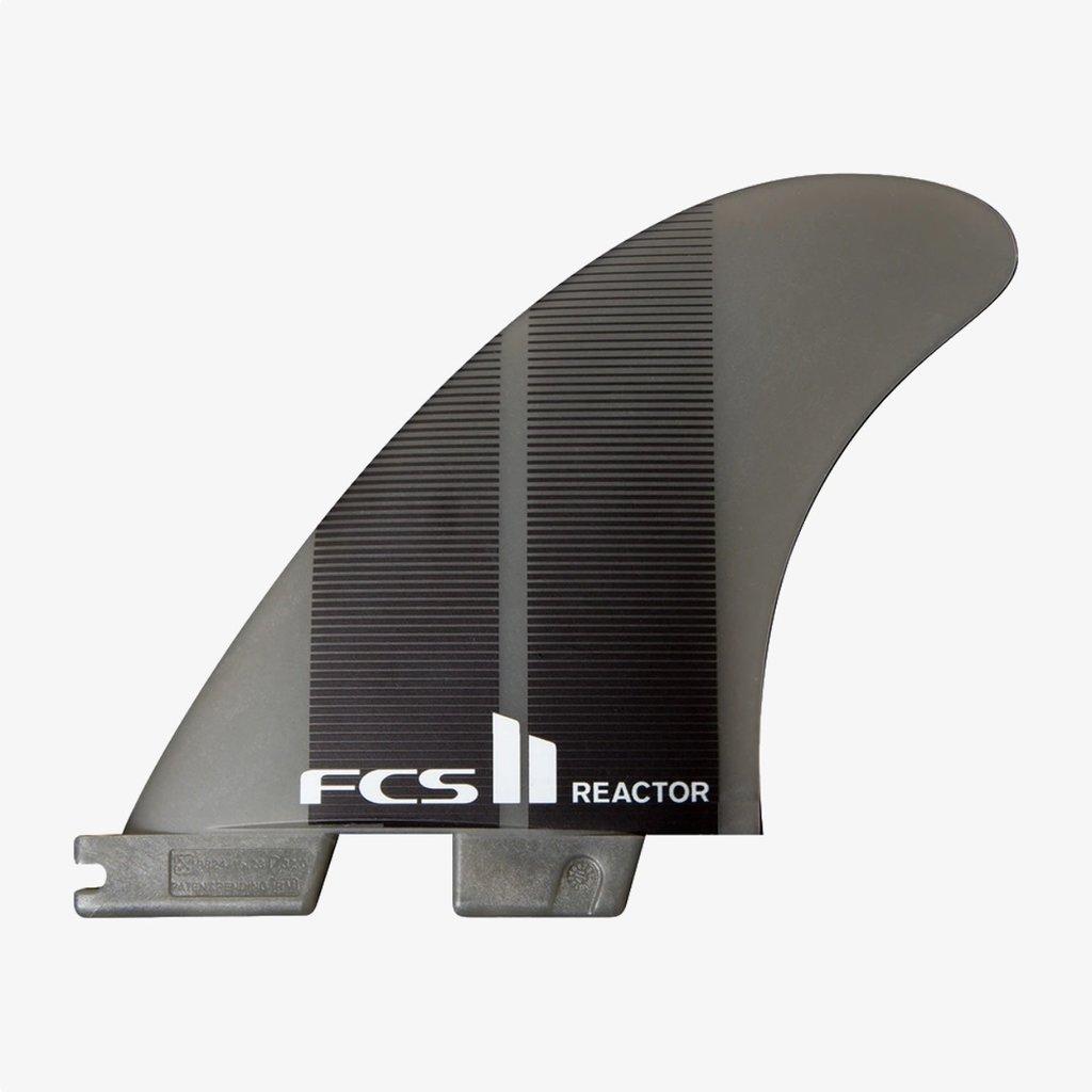 FCS FCS II Reactor Neo Glass Tri Fins Charcoal Gradient Medium
