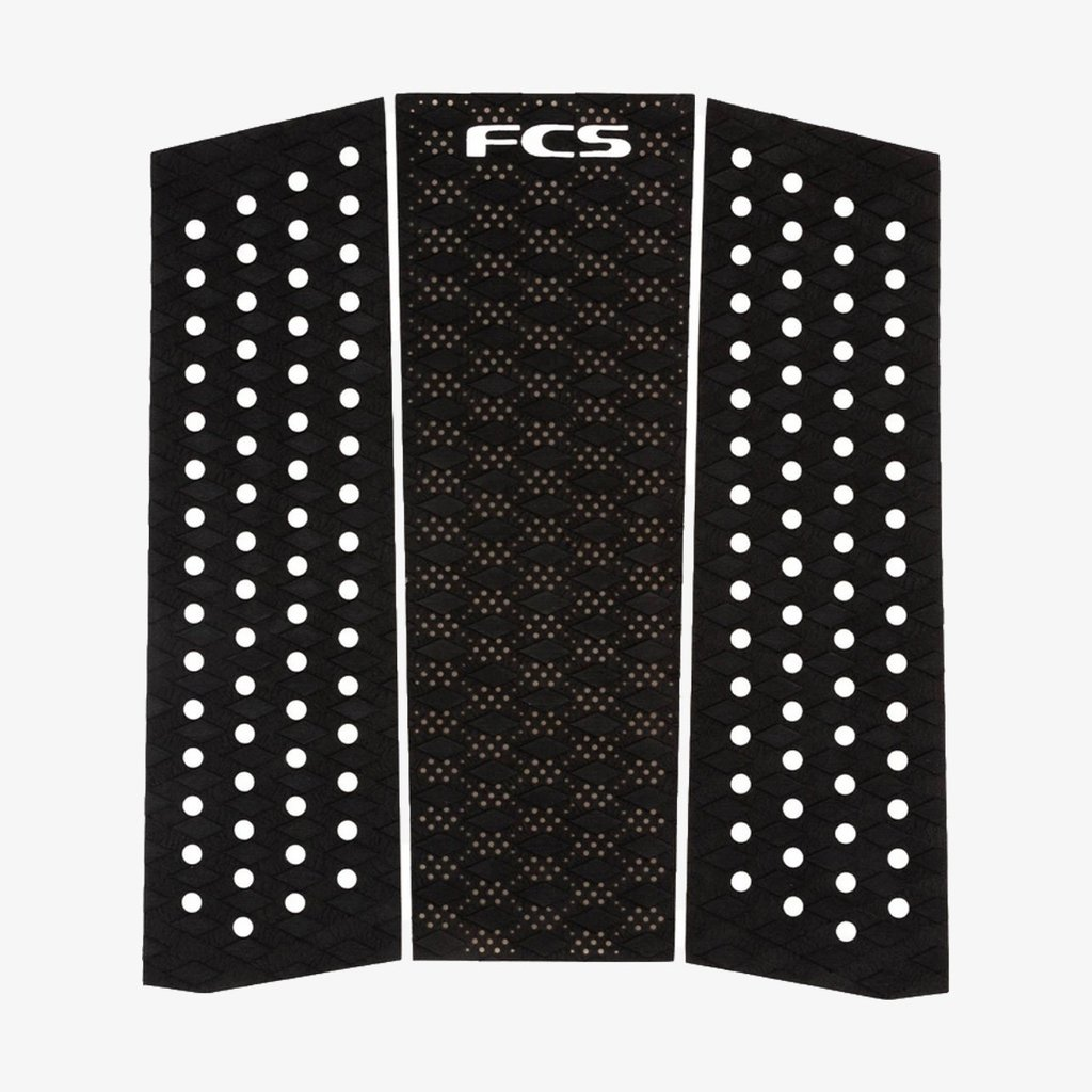 FCS FCS T-3 Mid Surf Traction Black