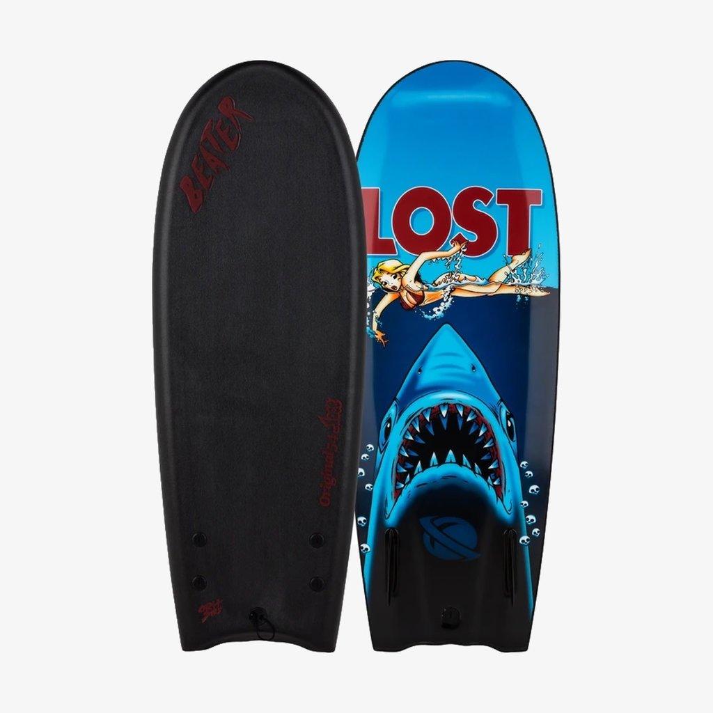 "Catch Surf Catch Surf Original 54"" Lost Edition Shark Attack Black"