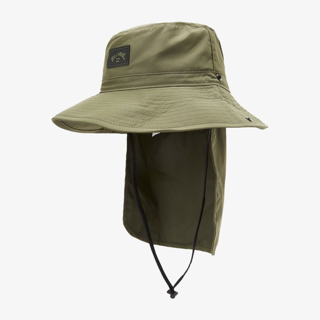 Billabong Billabong A/Div Big John Safari Hat Dark Olive