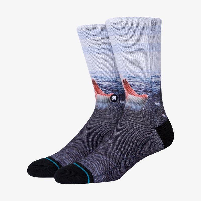 Stance Stance Landlord Crew Socks Blue L