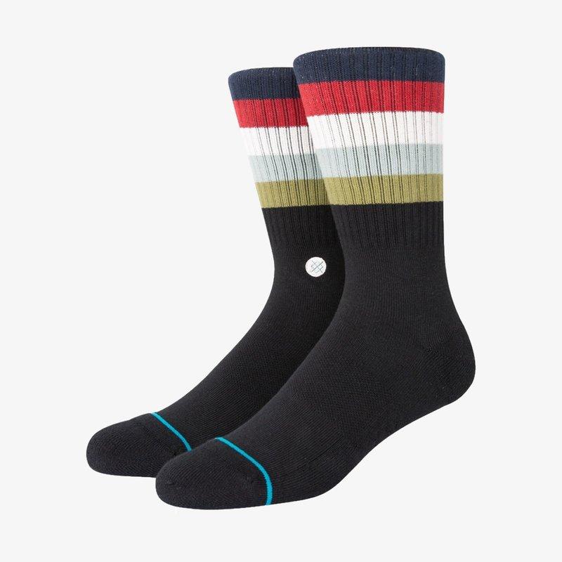 Stance Stance Maliboo Crew Socks Black Fade L