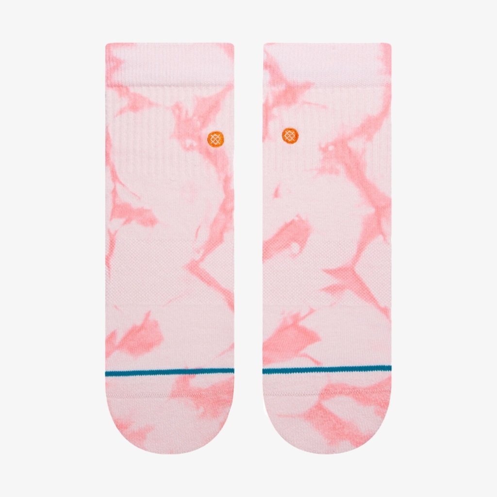 Stance Stance Cotton Candy Quarter Socks Pink M
