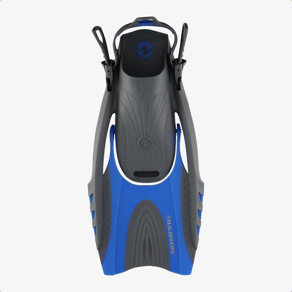 US Divers US Divers Hingeflex II Fin Blue/Black